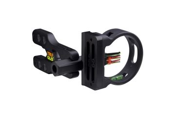 Truglo Brite-Site Xtreme Archery Sight, 5 Pin, Green TFO Pin 88851