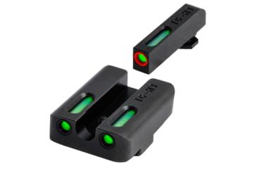 TruGlo TFX Pro High Sight Set for Glock