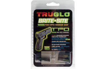 TruGlo Tritium Fiber Optic TFO Hand Gun Sights