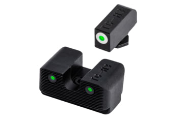 TruGlo Tritium Pro Handgun Sight Set for Glock High