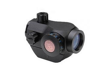 TruGlo Triton Tri-Color Red Dot Sight, 20mm, High-Low Black, Box 88916