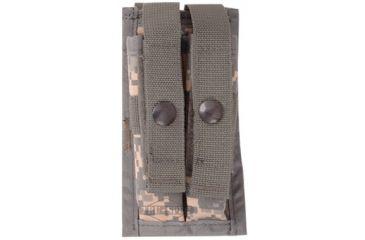 5Star 9mm 2-Mag Pouch, Acu Digital MOLLE 6563000