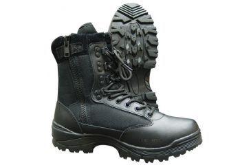 Tru-Spec Tru Boots Black Zipper Tact, 5R 4050004