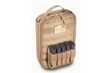 6-TUFF Products In-Line MOLLE Adjustable Mag Bag