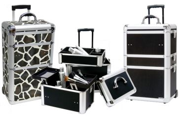TZ Case AB301T Large Pro Makeup Beauty Cases