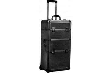 TZ Case AB308T Professional Make Up Case - Black Hole AB-308T-BH