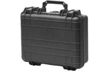 TZ Case Cape Buffalo Molded Utility Case, 12x9x4.5, Waterproof, Black CB012B