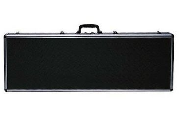 T.Z.Case Ironite Series Diamond Plate Black Finish Take-Down Shotgun case 37x15x4.25 TZ0037DPI
