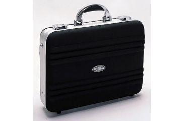 TZ Case MAF516 Aluminum 17 inch Padded Laptop - Black Hole MAF-516BH