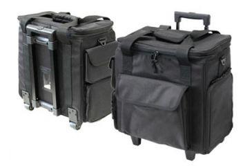 TZ Case SB515TB Small Soft Beauty Case - Black Nylon SB515TB-B