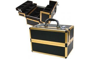 TZ Case TCG07 Beauty Case, Black Horse TCG07-BH