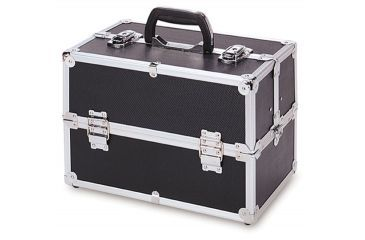 TZ Case TC06 Beauty Case - Silver Dot TC-06-SD