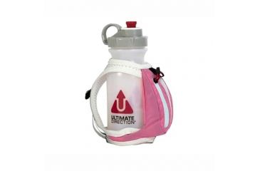 Ultimate Direction FastDraw Plus Water Bottle Mesh Caddy, Pink 73809