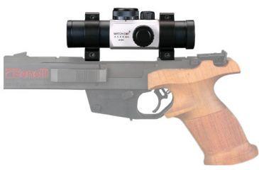 Ultradot Matchdot, Black & Silver, 30mm Match30