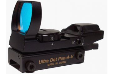 Ultradot Pan AV, Black, 33mm Pan AV