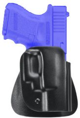 Uncle Mike's Kydex Thumb Break Paddle Holster S&W And 4000 Series 5618