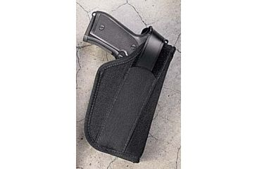 Uncle Mike's Hip Holster w/ Thumb Break 3 1/4-3 3/4'' Barrel Med And Large Autos Left Hand 7116