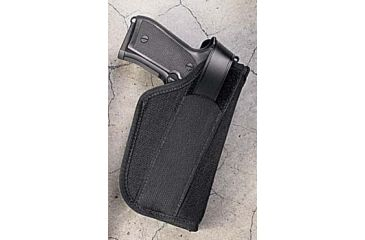 Uncle Mike's Hip Holster With Thumb Break 3 3/4-4 1/2'' Barrel Large Auto 7115