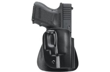 Uncle Mike's Kydex Open Top Paddle Holster, Right Hand, HK P2000, USP Compact 54311