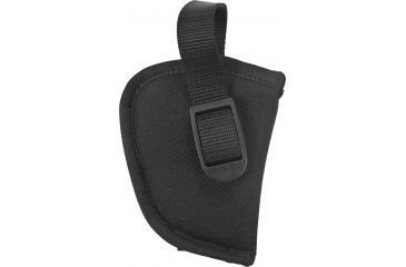 Uncle Mike's 2 Inch Small Frame 5-Shot Revolvers Holster, Black Cordura, Right Hand 81361