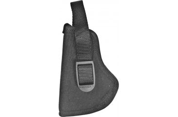 Uncle Mike's Black Cordura Hip Holster, Left Hand - Glock 26/27 - 81122