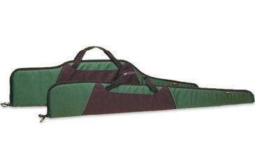 Uncle Mike's Hunter 46in. Rifle Case, Green/Black 41446