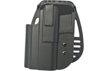 Uncle Mike S Kydex Black Paddle Holster Springfield Xd Full Size Left Hand 5426 2