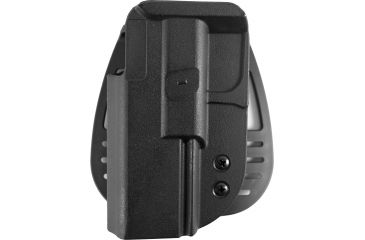 Uncle Mike's Kydex Open Top Paddle Holster Glock 17, 19, 22, 23 5421, Left Hand 54212