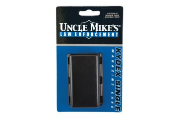 Uncle Mike's Kydex Single Mag Case for Double Column Metal or Polymer Mags 5036-2