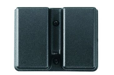 Uncle Mike's Kydex Single Mag Case for Double Column Polymer Mags 5036-1
