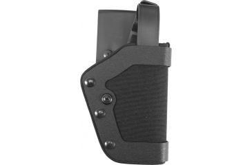 Uncle Mike's Law Enforcement PRO-2 Duty Holster - Kodra Nylon, Right Hand