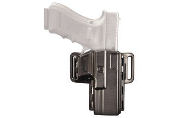 Uncle Mike's Reflex Hip Holster Size 10 Black Right Hand