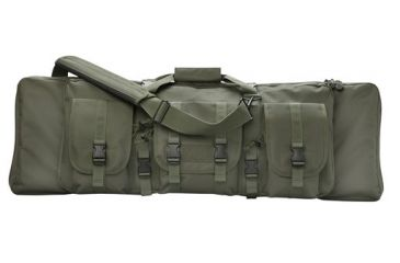 Uncle Mike Rifle Assault Case Canopy 36in. 64006