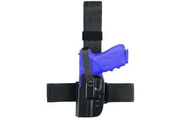 Uncle Mike's Left Hand Tactical Holster w/Thumb Break For H&K USP Compact(Al 57312
