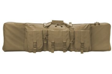 Uncle Mike Rifle Assault Case Dark Earth, 43in., Hang Tag 64009