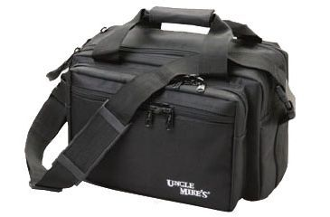 Uncle Mike's Deluxe Range Bag Black 5241-1
