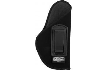 Uncle Mike's Inside-the-Pant Holster, Black, Right Hand - SubCompact 9mm/.40 8912-1