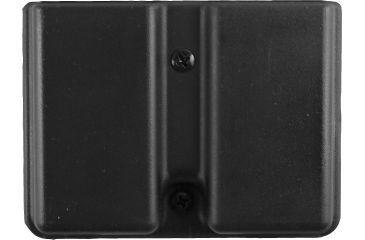 Uncle Mikes Kydex Single Row Double Magazine Case - Belt Loop 51371