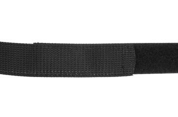 Uncle Mike's Law Enforcement Nylon Web Deluxe Inner Duty Belt XLarge, Black