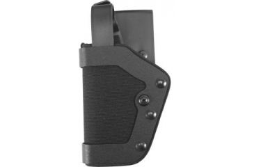 Uncle Mike's PRO-2 Dual Retention Holster, Kodra Nylon, Left Hand - Glock 17/19/22/23/31/32/36 - 43212