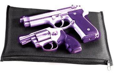 Uncle Mike's Black Pistol Case