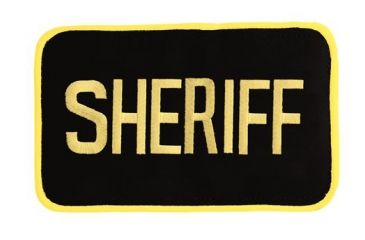 Uncle Mikes Large Sheriff ID Pouch