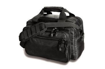 Uncle Mikes Side-Armor Deluxe Range Black Bag 53411