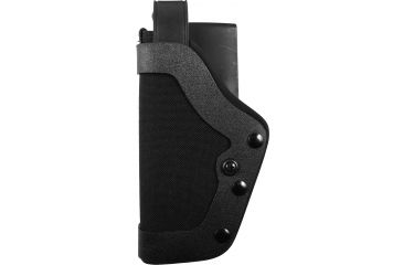 Uncle Mikes Slimline PRO-3 Holster, Kodra Nylon Left 35212