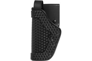 Uncle Mike's Law Enforcement Slimline PRO-3 Triple Retention Duty Holster 35215