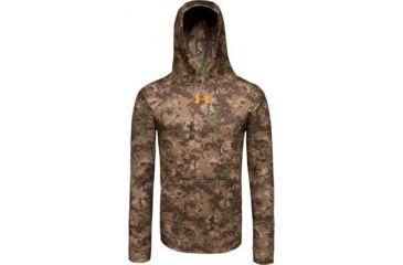 Digital camo under armour hoodie