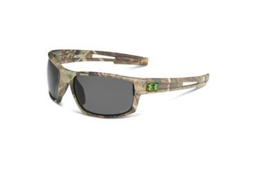 efc7e77ea5 Under Armour Captain Storm Polarized Sunglasses Realtree Frame