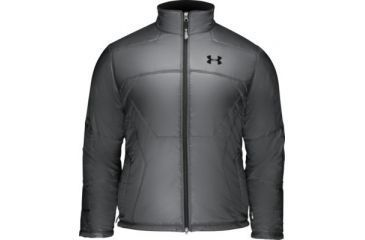 a21d882511 UnderArmour Men's ColdGear Armour Loft Jacket - Graphite Color ...