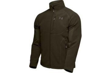 Under Armour Men's ColdGear Derecho Fleece Jacket - Sage Color 1006055-385