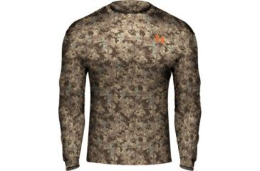 2e04e9988c Under Armour Men's HeatGear Camo Loose Longsleeve T - UA Digital Color  104085C-966